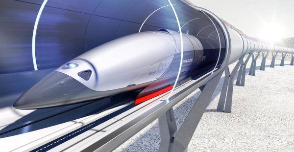 Milano-Torino in 7 min. È la sfida di Hyperloop