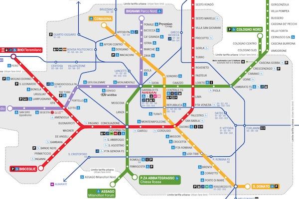 Milano è sesta al mondo per mobilità accessibile