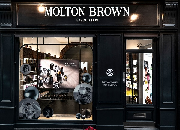 Beauty San apre un monomarca Molton Brown