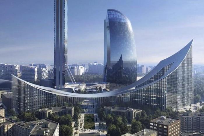 Citylife, arriva il 4° edificio che affiancherà le torri