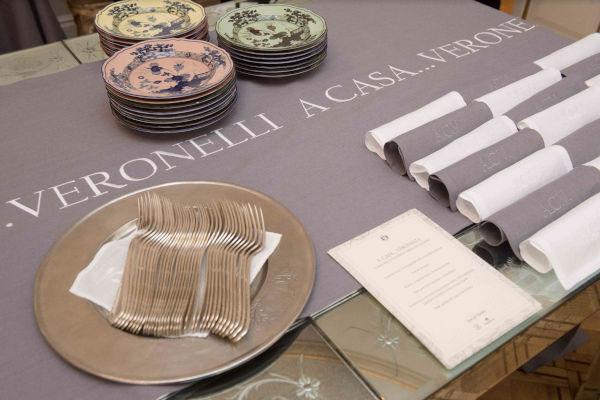 Social eating, nasce il format A Casa…Veronelli