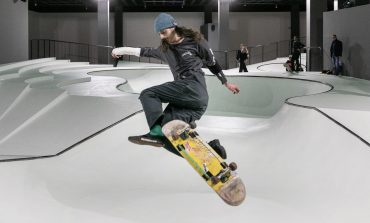 Tutti a fare skate in Triennale