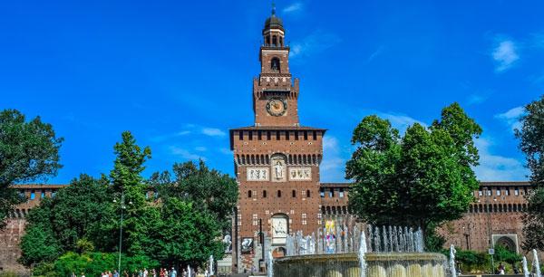 Castello, più visite nel 2019 che nell'anno dell'Expo