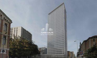 Torre Galfa, l'ultimo piano sarà un ristorante