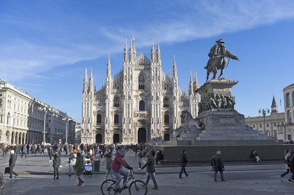 Milano seconda città più in deflazione d'Italia