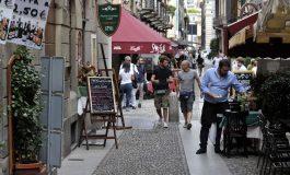 Milano città aperta. Bar e ristoranti sui marciapiedi, e a zero tasse