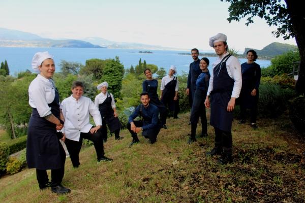 Gli chef stellati vanno al lago