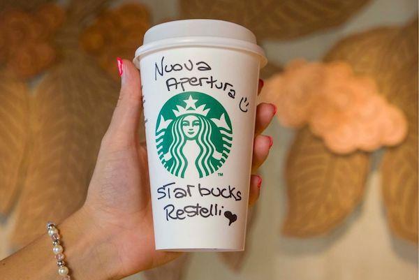 Starbucks apre in zona Isola