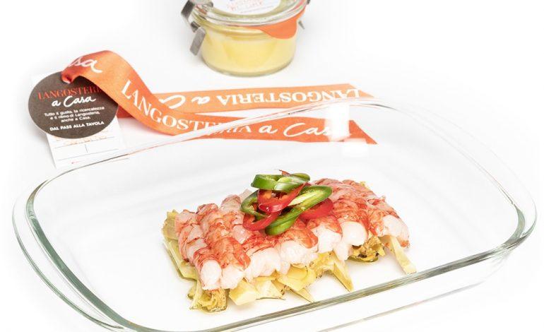 Torna il gourmet delivery di Langosteria a Casa