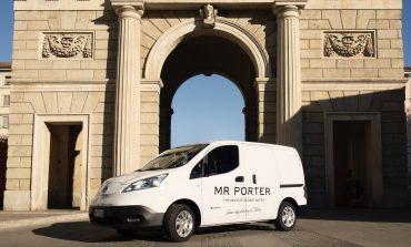 Mr Porter consegna in giornata a Milano