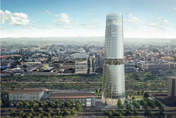 """In Piazza Trento arriva la nuova """"Torre Faro"""" di A2A"""