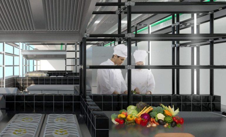 Ecco le cucine in coworking. Primo locale in via California